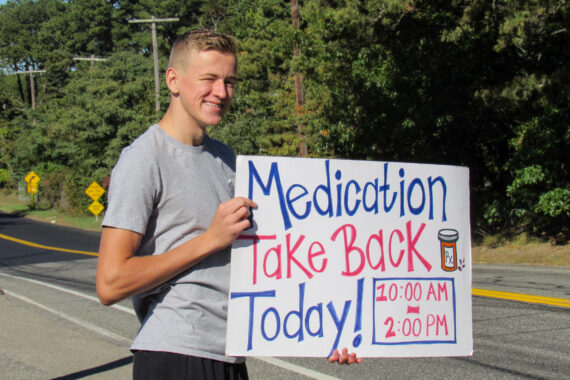 Summer Medication Take Back Event